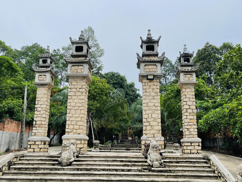 Chùa Pháp Bảo phường Phước Tân