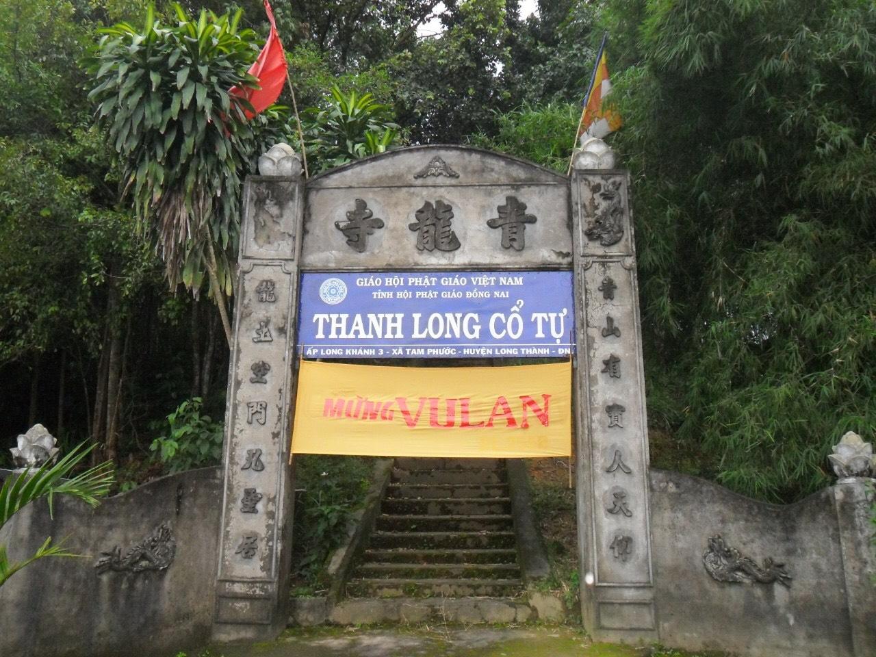 Chùa Thanh Long Cổ Tự phường Tam Phước
