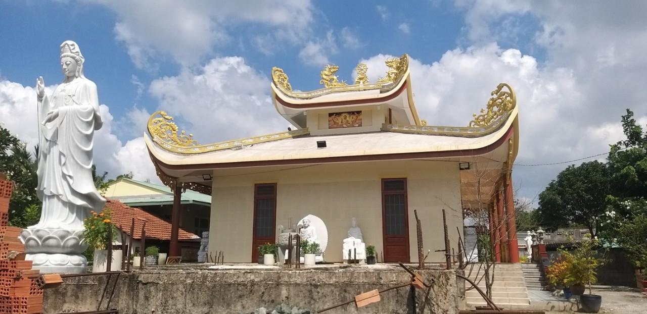 Niệm Phật Đường Long Hưng xã Long Hưng