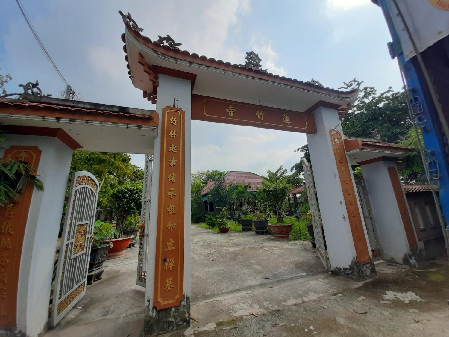 Tịnh Thất Liên Trúc phường Phước Tân