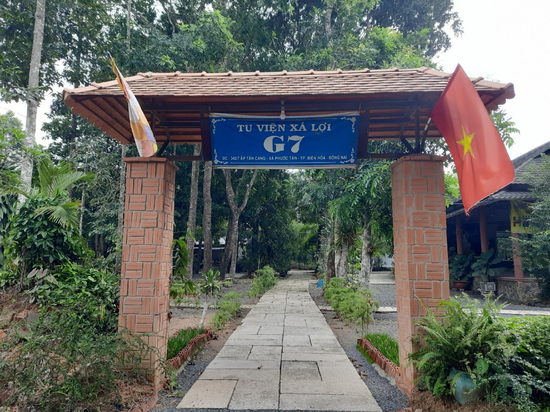 Tu Viện Xá Lợi phường Phước Tân